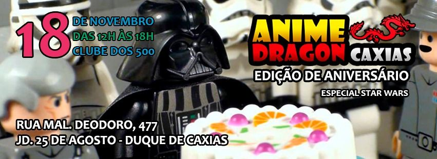 anime dragon caxias