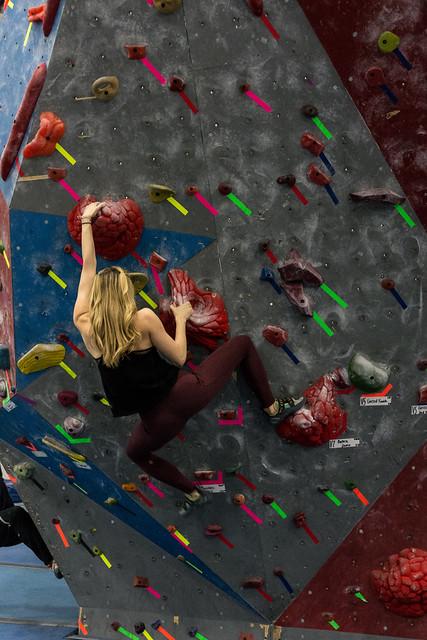 2017-18 Climbing