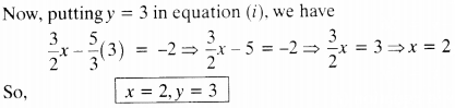 NCERT Solutions for Class 10 Maths Chapter 3 Pair of Linear Equations in Two Variables 34