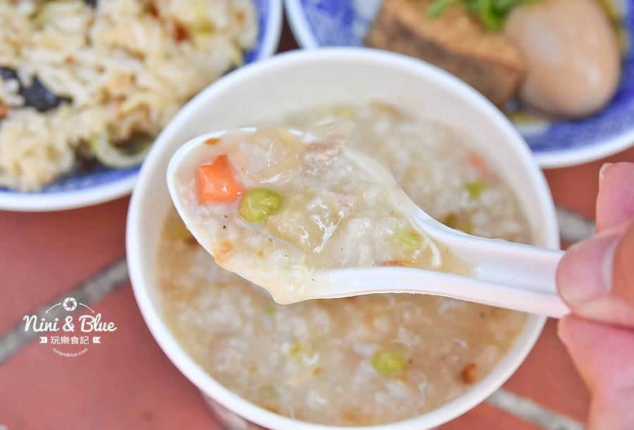 港心麵線糊 伸港 鹿港 彰化美食 高麗菜飯19