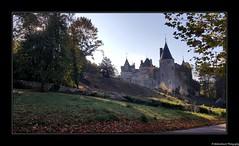 Le Château de La Rochepot- Côte-d'Or- France