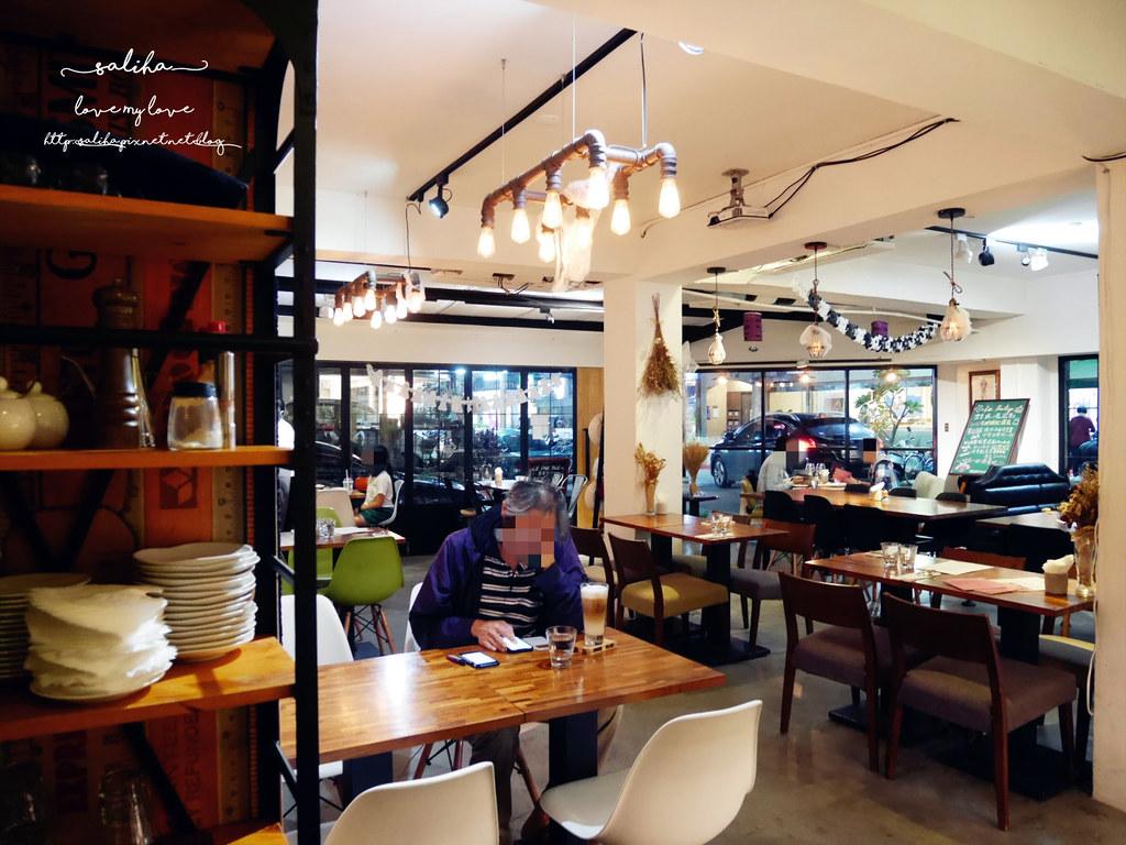 台北大安區安和路信義安和站浪漫咖啡餐廳推薦Le Partage 樂享小法廚 (8)