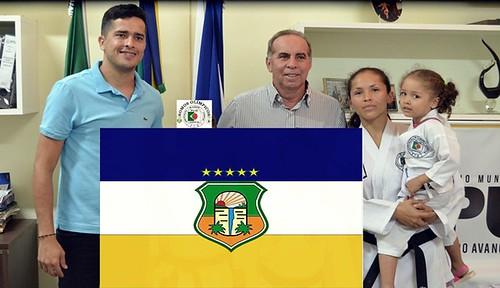 Ipu-CE mais uma vez estará sendo representado a nível nacional pelos Karatecas