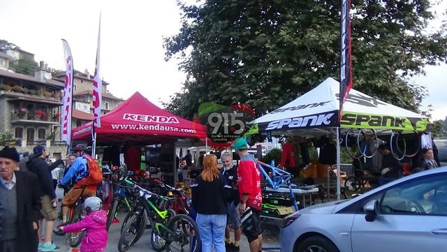 Αγώνας ποδηλάτου βουνού ENDURO στο Βαλτεσινίκο