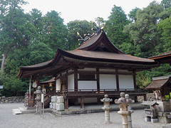 Photo:Mikami Shrine (御上神社) sanctuary (本殿) By Greg Peterson in Japan