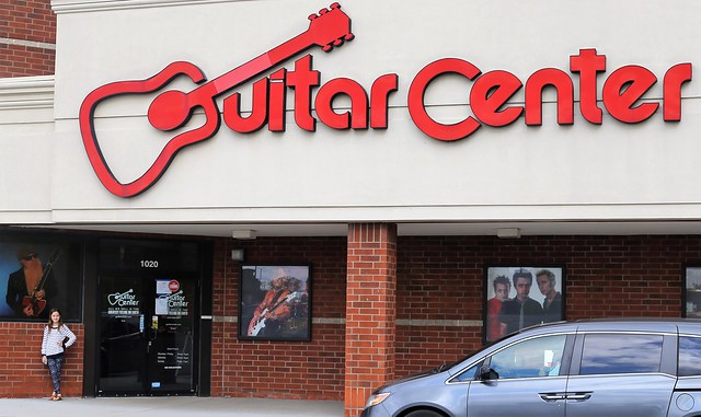 Guitar Center Pittsburgh