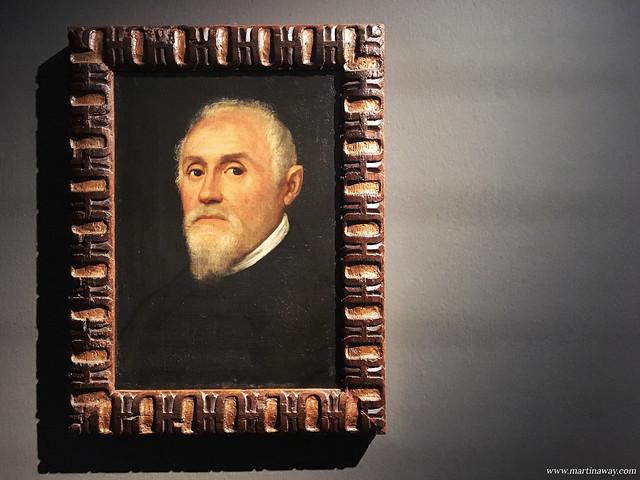 Ritratto di Girolamo Rota (?), Tintoretto