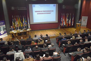 Instituto Universitario de la Policía Federal Argentina 2018