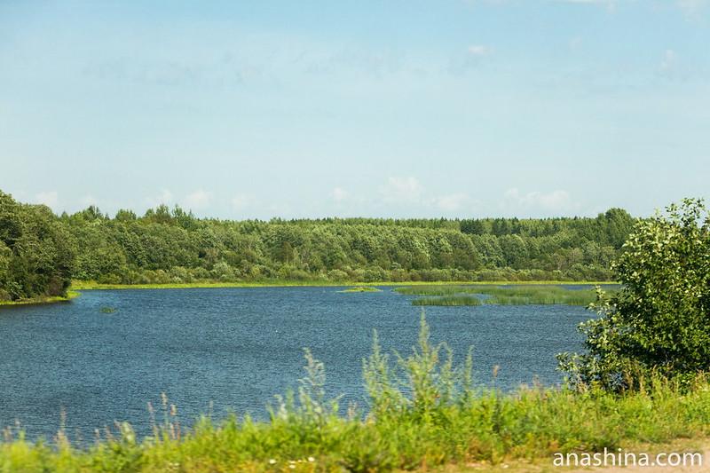 Река Олонка, Карелия
