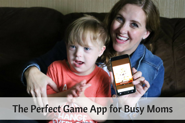 The Perfect Game App for Busy Moms