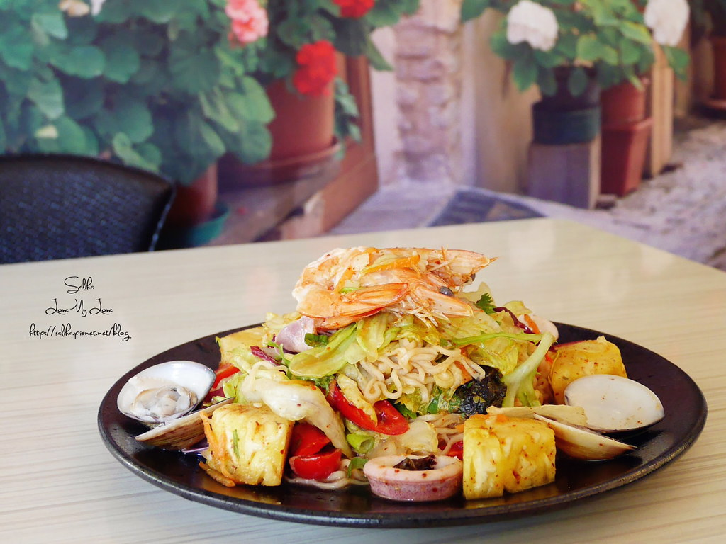 新店大坪林站附近好吃泰式料理餐廳美食推薦早午餐泰之初 (2)