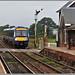 Turbostar at Hammerton on the York : Harrogate Line