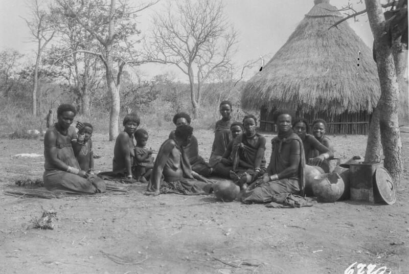 1931-1932. Африканская экспедиция Ханса Шомбургка. Часть 4. Южно-Африканский Союз. Вып 7