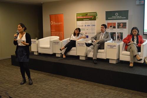 Mesa de Investigación - Ciudadanía, desarrollo sostenible y recursos naturales en la amazonía peruana