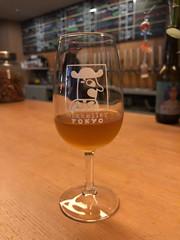 Drinking an Italo Disco by Oxbow Brewing Company