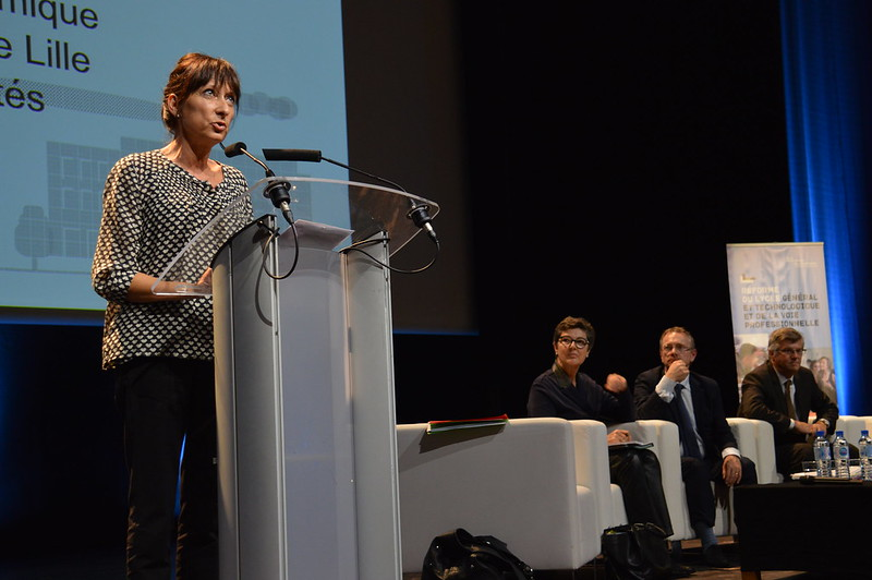 Séminaire intercadémique des académies d'Amiens et de Lille sur la réforme du lycée