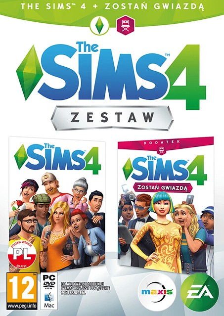 The Sims 4 Bundle Jogo Base e Rumo à Fama