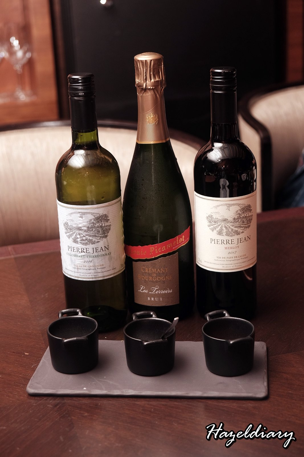 Opus Bar and Grill-Hilton Singapore-Wine