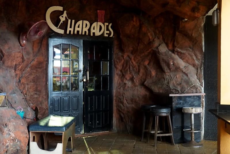 Charades bar, Nana Plaza, Bangkok