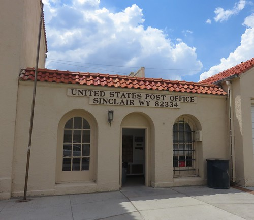 Post Office 82334 (Sinclair, Wyoming)