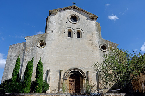 Cathédrale Notre-Dame de Saint-Paul-trois-Châteaux (Drôme)