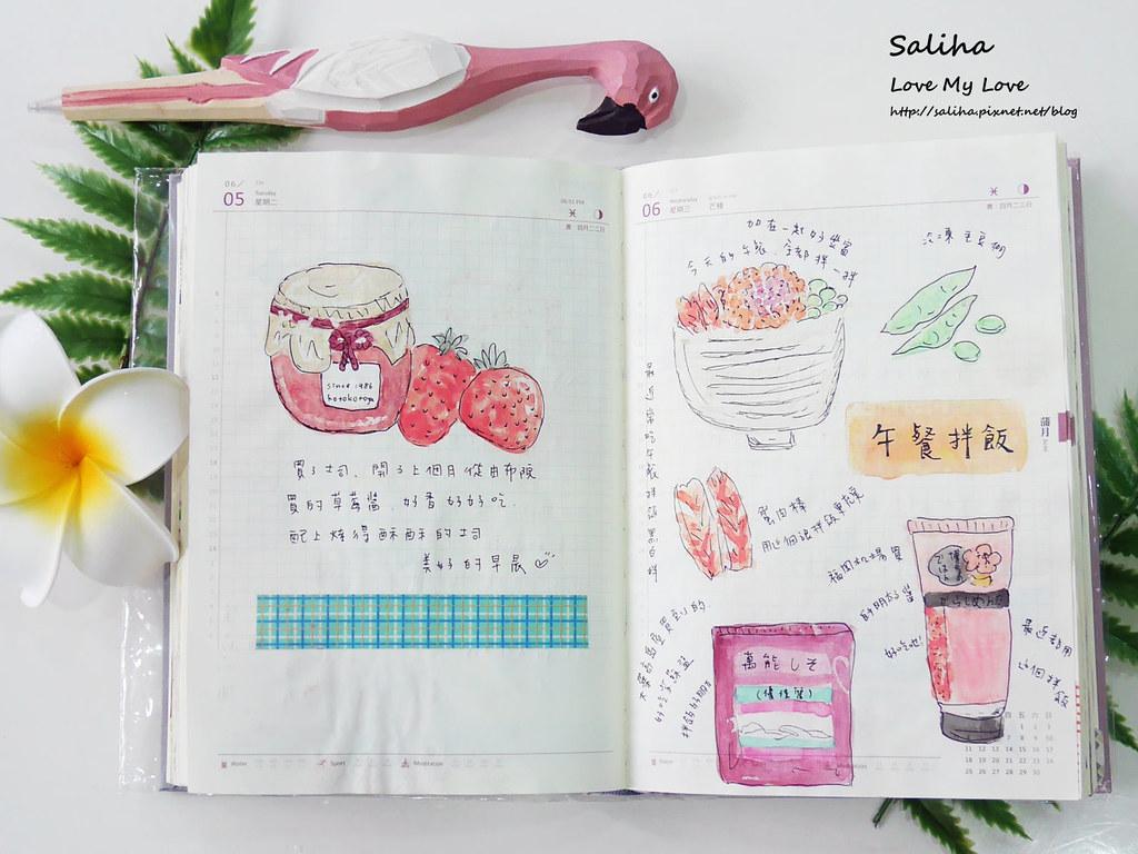 手帳裝飾日記紙膠帶裝飾技巧分享推薦 (3)