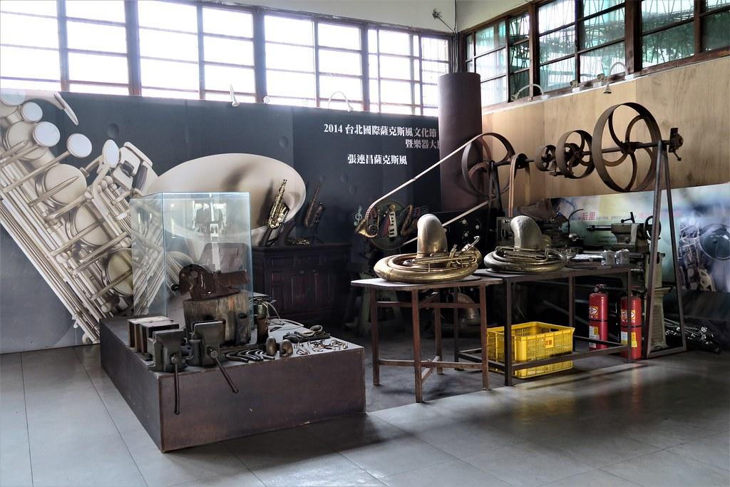 后里區薩克斯風博物館 (14)