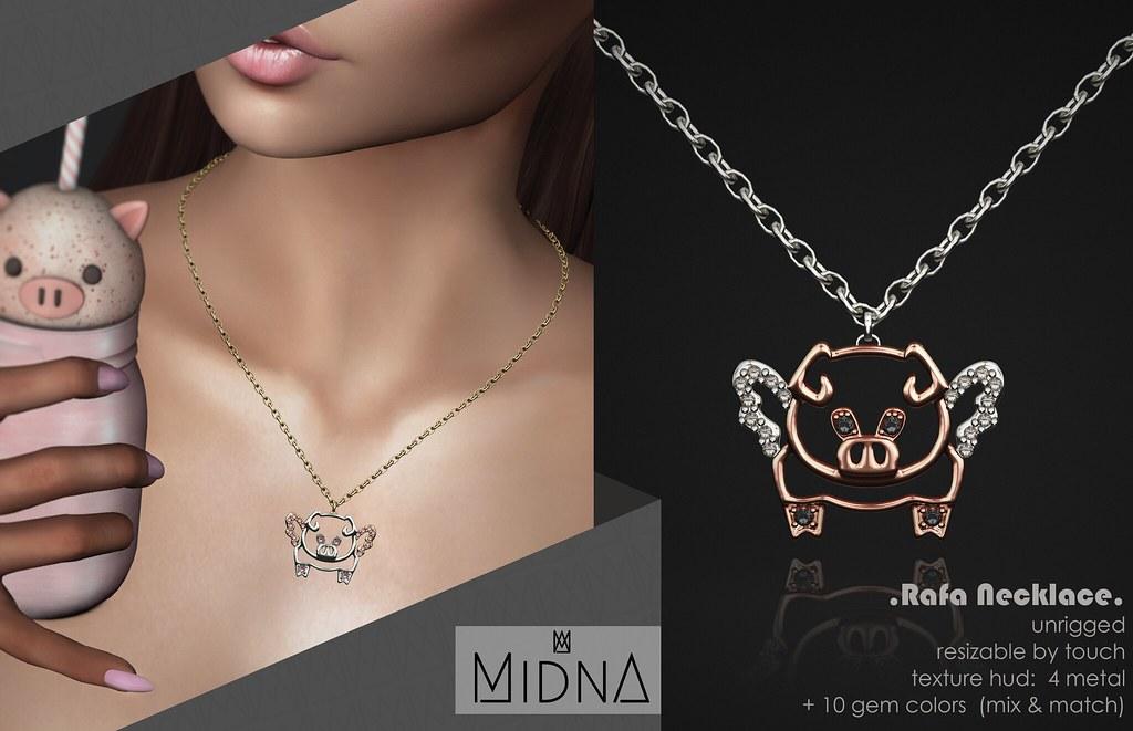 Midna – Rafa Necklace