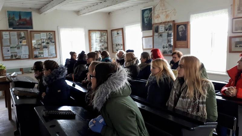 Literatūrinė kelionė į Anykščius