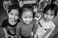 preschoolers, Cam Thanh Village