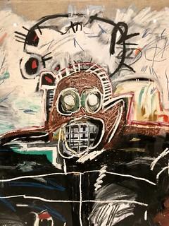 Sans titre (Boxer), 1982, Jean-Michel Basquiat