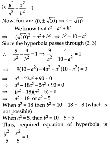 NCERT Solutions for Class 11 Maths Chapter 11 Conic Sections 52