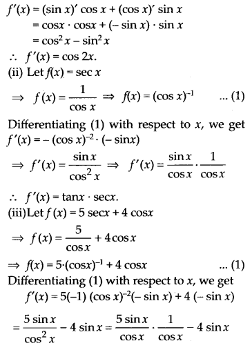 NCERT Solutions for Class 11 Maths Chapter 13 Limits and Derivatives 85