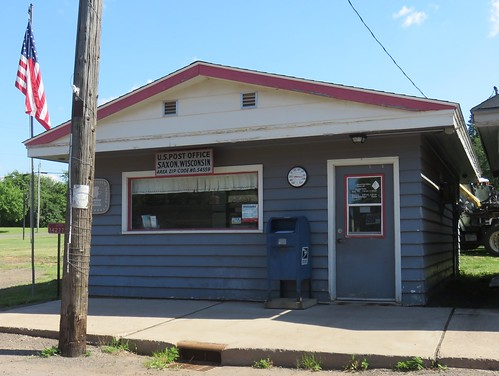 Post Office 54559 (Saxon, Wisconsin)