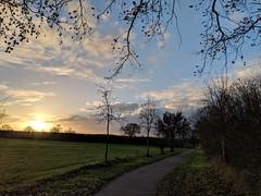 ... und wieder geht die Sonne auf 🌞
