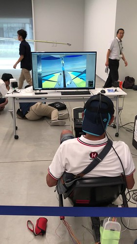 名古屋大学 人力飛行機 制作サークル AirCraft Zephyranthes パイロット訓練シュミレーター 0A27B884-8D0C-4FE9-9157-EDBCA103F618