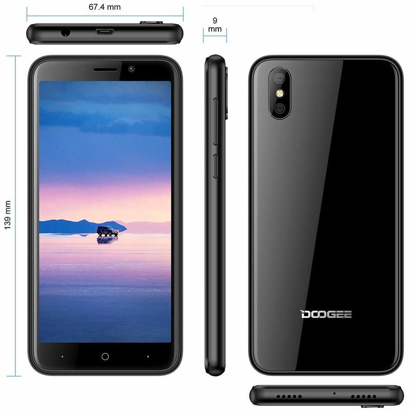 DOOGEE X50 (2)