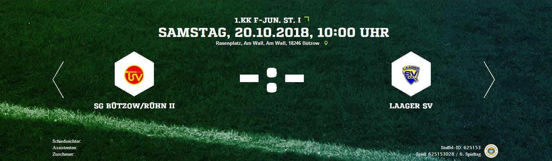 20181020 1000 Fussball F