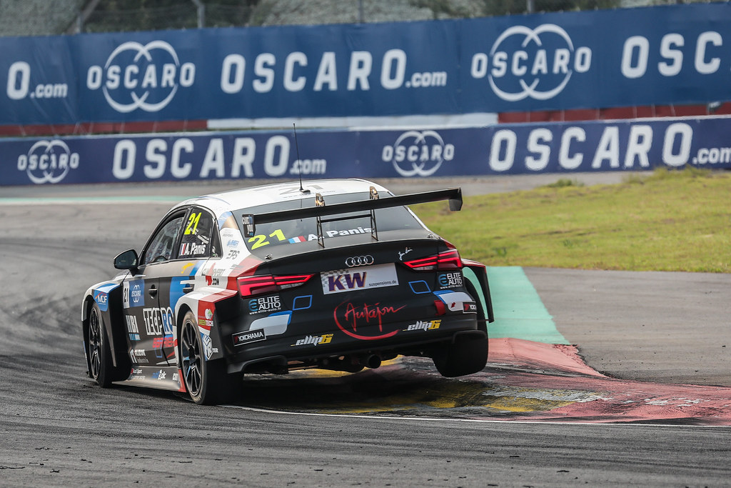 21 PANIS Aurelien, (fra), Audi RS3 LMS TCR team Comtoyou Racing, action during the 2018 FIA WTCR World Touring Car cup of China, at Ningbo  from September 28 to 30 - Photo Marc de Mattia / DPPI