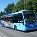 Metrobus No. 6108, registration No. SK66 HTE.