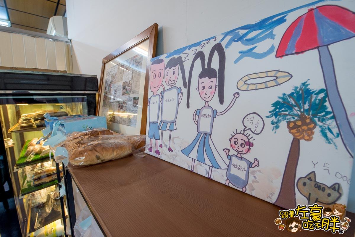 屏東美食 小恩家手作麵包專賣-24