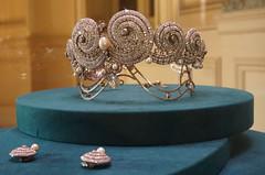 The Royal Jewelry Museum, Alexandria, Egypt.