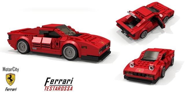 Ferrari Testarossa - 1984 (MotorCity)