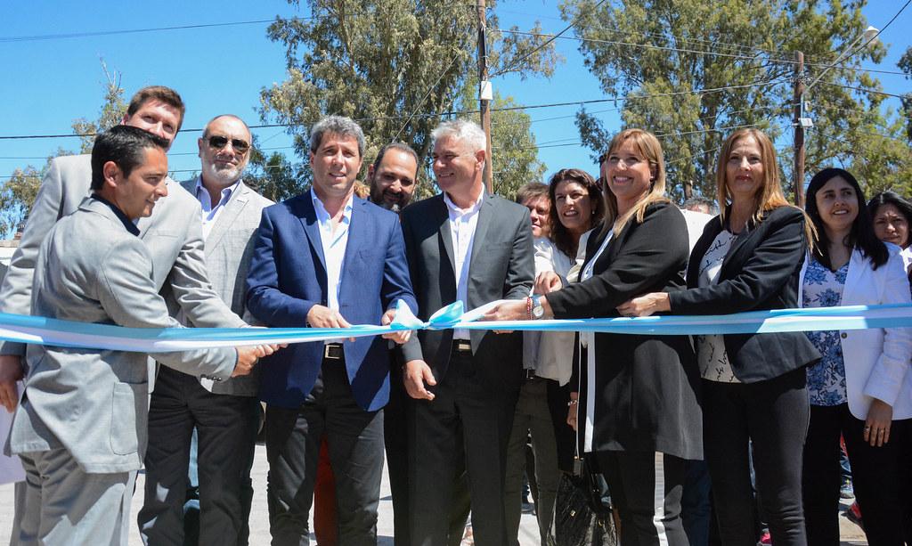 San Juan: Uñac inauguró en Sarmiento el moderno Centro de Salud Cañada Honda
