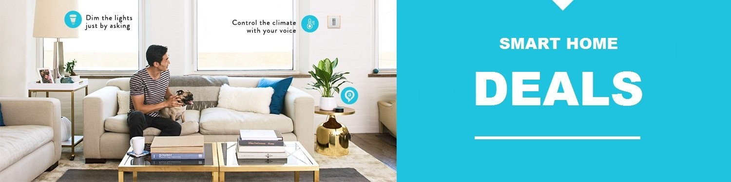 Smart Home Deals from Amazon