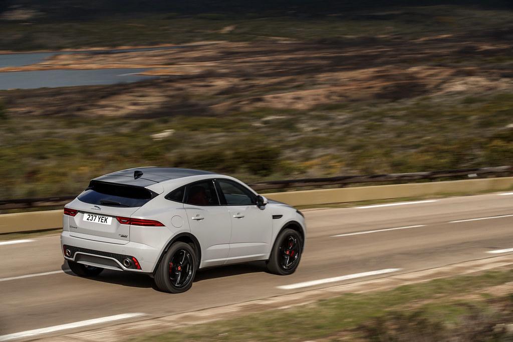 Comprar Jaguar E-Pace