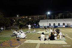 Yom Kippur in Tel Aviv