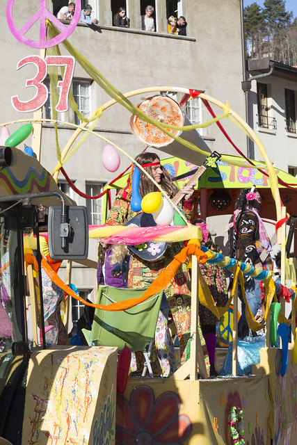 Carnaval des Bolzes 2018 - Mardi