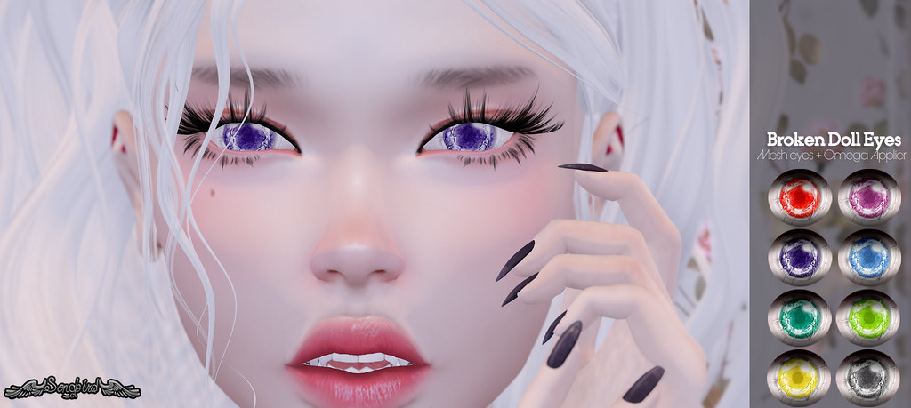 ~SongBird~ Broken Doll Eyes