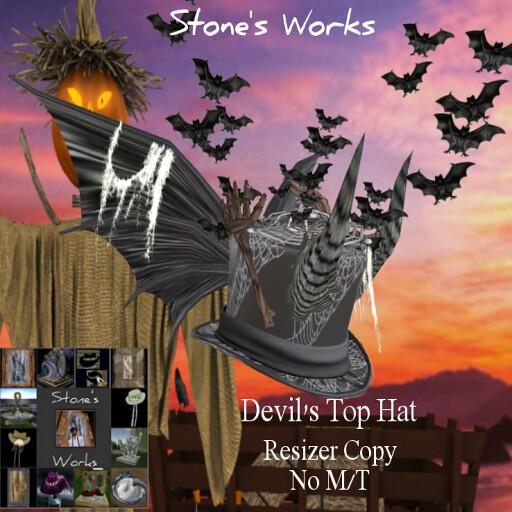 Devil's Top Hat - TeleportHub.com Live!